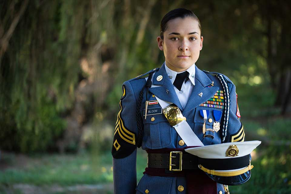 Female Cadet