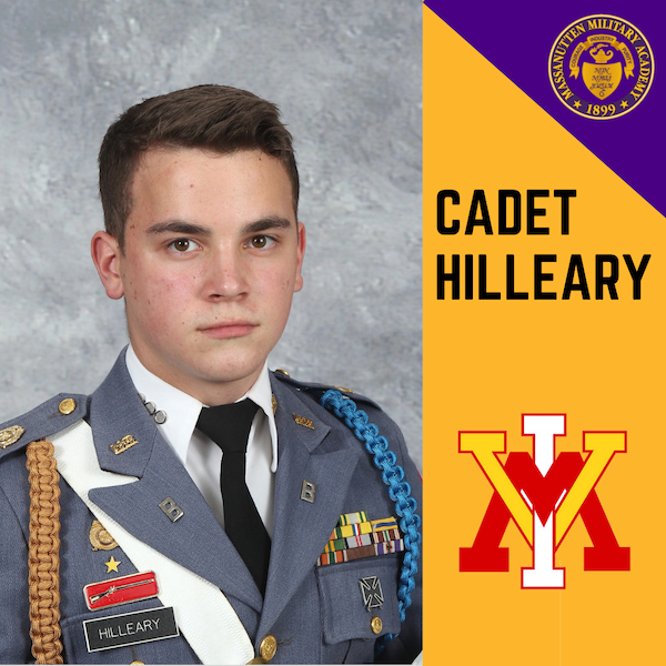 Cadet Hilleary